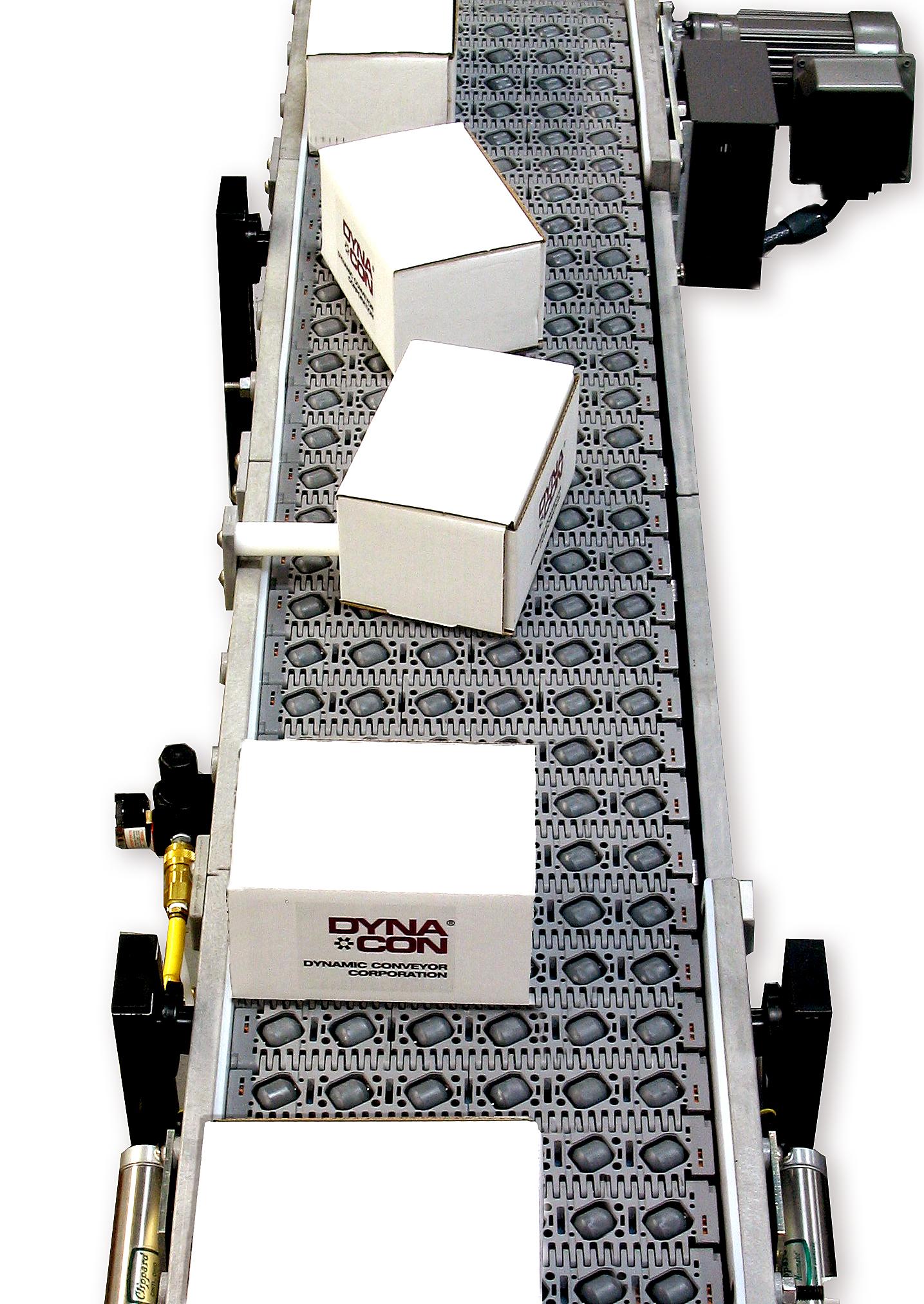 Case Turning Conveyors Box Turning Conveyor Systems Dynacon