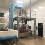 DynaClean system for snack weighing process