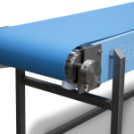 Washdown Conveyor DynaClean Internal Drum Motor