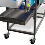 Drip Pan for Food Handling Conveyors