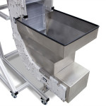 Stainless Hopper