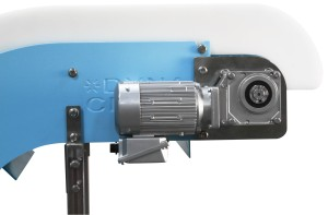 External DynaClean Food Handling Conveyor Motor