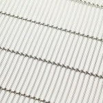 Metal mesh conveyor belting
