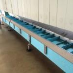 A DynaClean flat conveyor