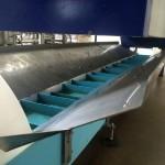 A DynaClean conveyor system