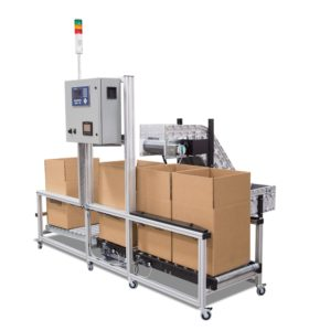 Box Filling Conveyor System