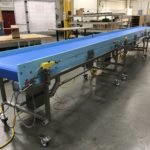 3 Center drive conveyors with reversing