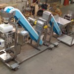 DynaClean angle or incline conveyors.