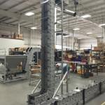 DynaCon Vertical Z Conveyor