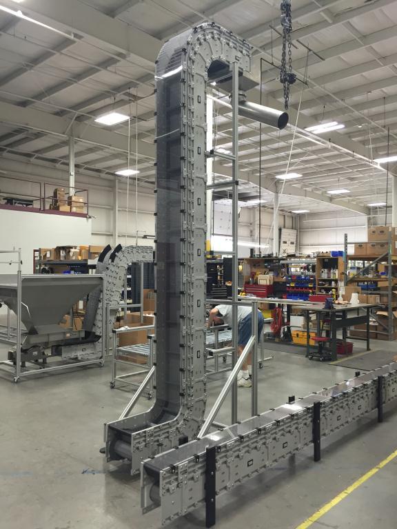 Photos Custom Conveyor System Installations Dynacon