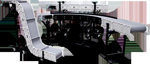 DynaCon reconfigurable parts conveyors.