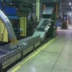 DynaCon parts conveyor.
