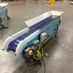 DynaClean portable conveyor