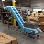 DynaClean custom conveyor.