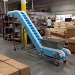 DynaClean custom conveyor.