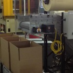 DynaCon box filling conveyor systems.