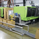 DynaCon Box Filling System at Lindal North America