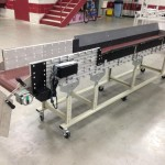 DynaCon low profile conveyor system.