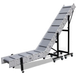 DynaCon Angular Incline Conveyor