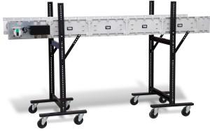DynaCon flat belt conveyor.