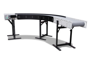 DynaCon Radius Turn/ Lateral Turn Conveyor