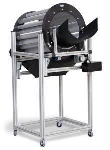 Fin Style Tumbler Separator