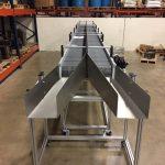 Parts Diverting Conveyor