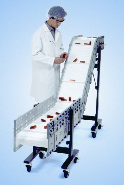 Clean room conveyors