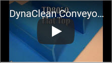 DynaClean Conveyor Belting Comparison for Moving Sticky Food Product Video Thumbnail