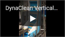 DynaClean Vertical Z Food Conveyor with Vibratory Feeder Video Thumbnail