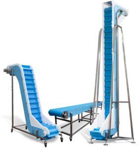 Incline Conveyor Flat Conveyor Vertical Z Conveyor