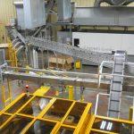 A DynaCon Conveyor System Integrating Z Style Conveyors