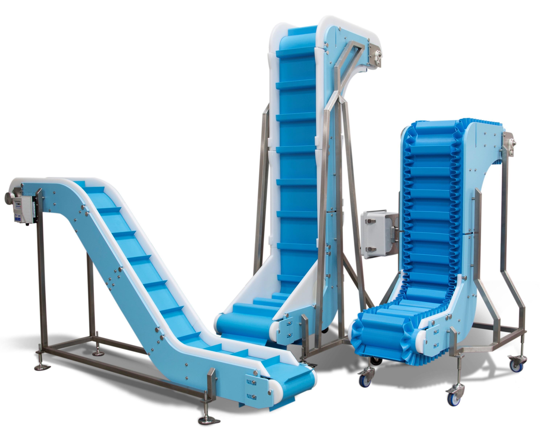 On Display At Packexpo Las Vegas In 2019 Dynamic Conveyor