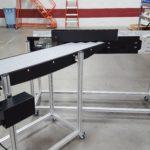 Hybrid Spur Conveyor and Trunk Line Conveyor