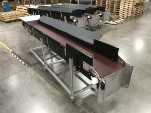 Blow Molding Conveyor