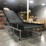 Wide Hybrid Conveyor