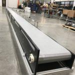 Long Hybrid conveyor
