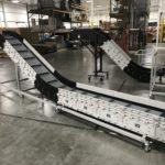 DynaCon conveyor with Hybrid Angles