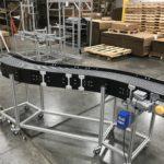 S Turn Conveyor