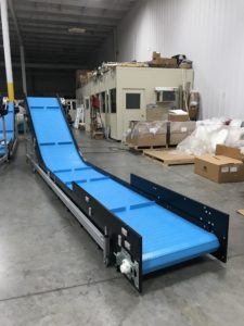 large heavy parts conveyor