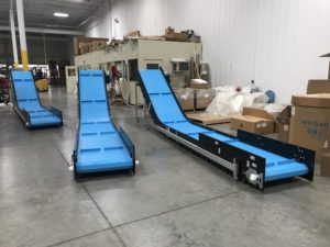 large heavy parts conveyors