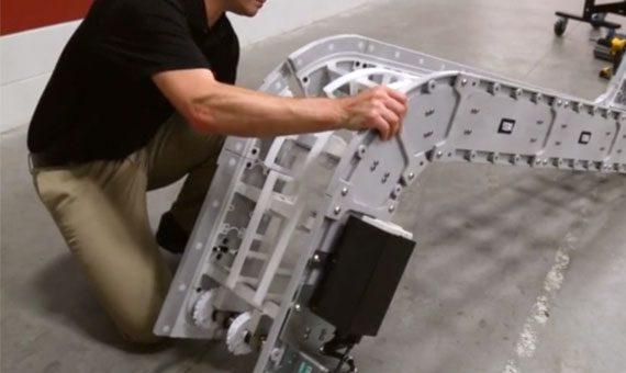 Benefits of DynaCon custom conveyors.