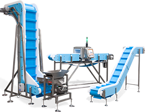 DynaClean food grade conveyors.